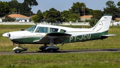 PT-JCU - Piper PA-28-180 Cherokee Challenger - Aero Club - Parana