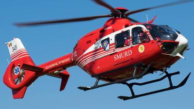 345 - Eurocopter EC 135T2+ - Romania - Emergency Rescue Service (SMURD)