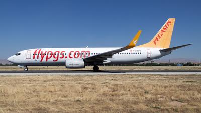 TC-CPA - Boeing 737-82R - Pegasus Airlines