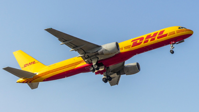 D-ALES - Boeing 757-2Q8(PCF) - DHL (European Air Transport)