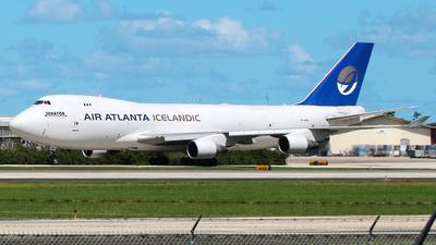 TF-AMQ - Boeing 747-412F(SCD) - Air Atlanta Icelandic