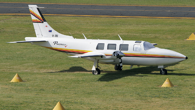 VH-XRD - Piper PA-60 602P Aerostar  - Private