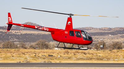 N397SU - Robinson R44 Raven II - SUU Southern Utah University Aviation