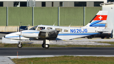 A picture of N626JG - Piper PA34220T - [348133105] - © jeremy denton