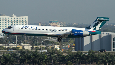 N920AT - Boeing 717-231 - airTran Airways