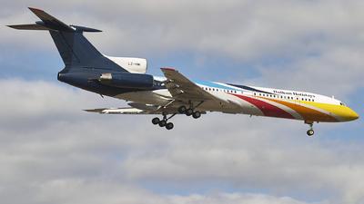 LZ-HMI - Tupolev Tu-154M - BH Air