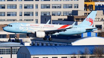 B-1078 - Airbus A320-251N - Loong Air