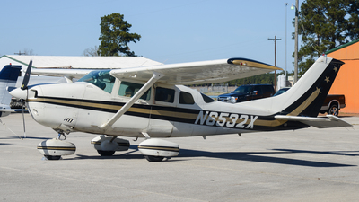 N6532X - Cessna U206G Stationair - Private