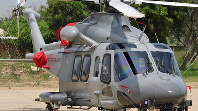 18-013 - Agusta-Westland AW-139 - Pakistan - Air Force