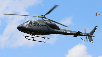 HA-HBY - Aérospatiale AS 355F2 Ecureuil 2 - FLY4less