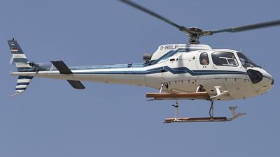 D-HELP - Aérospatiale AS 350 Ecureuil -