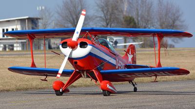D-EPNL - Pitts S-1E - Private