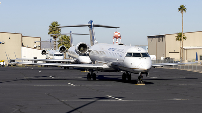 N507MJ - Bombardier CRJ-701ER - United Express (Mesa Airlines)