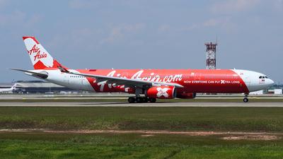 9M-XXR - Airbus A330-343 - AirAsia X
