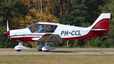 PH-CCL - Robin DR400/135cdi Ecoflyer - Private