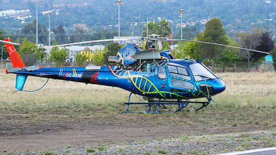 CC-AEM - Eurocopter AS 350B3 Ecureuil - Ecocopter