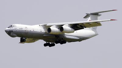 1332 - Ilyushin IL-76MF - Egypt - Air Force