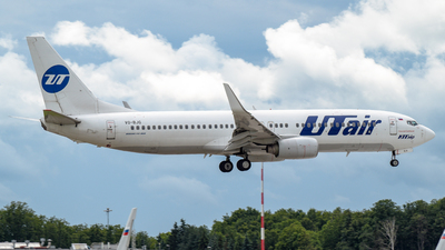 VQ-BJG - Boeing 737-8AS - UTair Aviation