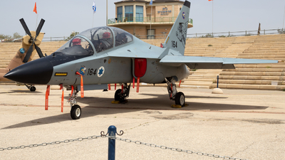 164 - Alenia Aermacchi M-346 Lavi - Israel - Air Force