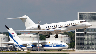 VP-CYG - Bombardier BD-700-1A10 Global Express XRS - Private