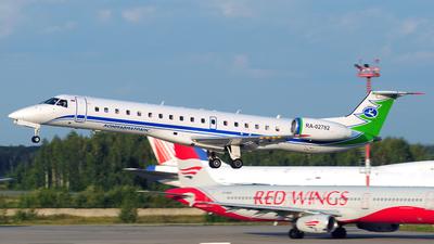 RA-02782 - Embraer ERJ-145LI - Komiaviatrans