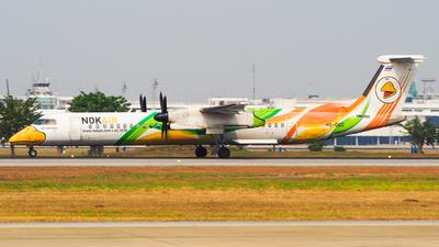HS-DQD - Bombardier Dash 8-Q402 - Nok Air