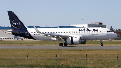 A picture of DAINK - Airbus A320271N - Lufthansa - © Aleksei Sorokin