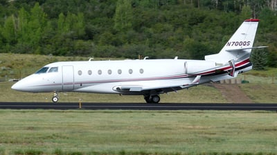 N700QS - IAI 1126 Galaxy - NetJets Aviation