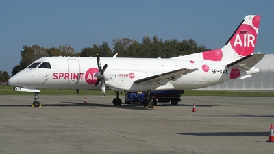 A picture of SPKPK - Saab 340A - Sprint Air - © Hanys