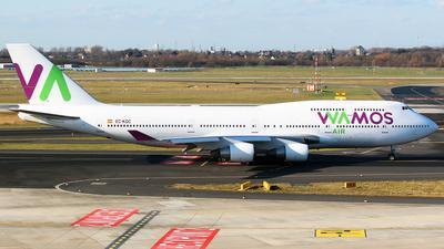 EC-KQC - Boeing 747-412 - Wamos Air