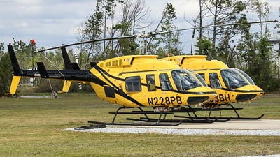 N228PB - Bell 206L-4 LongRanger - Coastal Helicopters