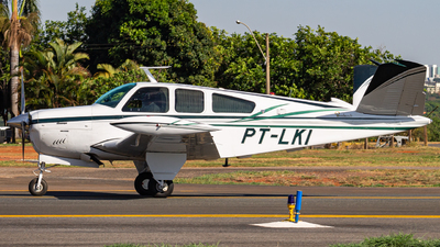 PT-LKI - Beechcraft V35B Bonanza - Private