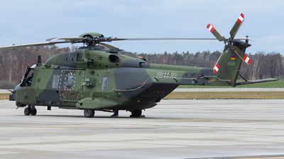 78-32 - NH Industries NH-90TTH - Germany - Army