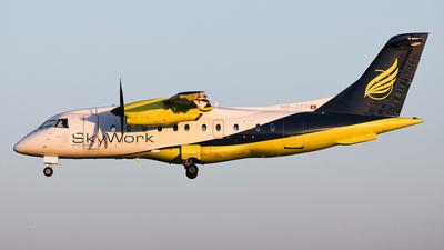 HB-AER - Dornier Do-328-110 - Sky Work Airlines