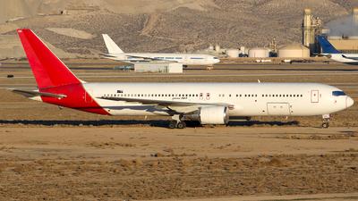 VH-OGH - Boeing 767-338(ER) - Qantas