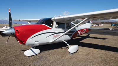 ZK-JTK - Cessna T206H Turbo Stationair HD - Glenorchy Air
