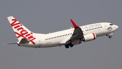 VH-VBZ - Boeing 737-7FE - Virgin Australia Airlines