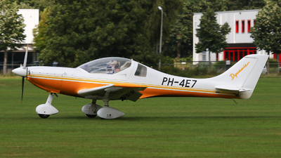 PH-4E7 - AeroSpool Dynamic WT9 - Private