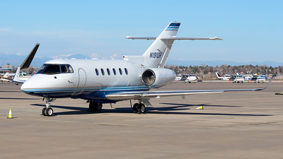 N1910H - Hawker Beechcraft 800XP - Private