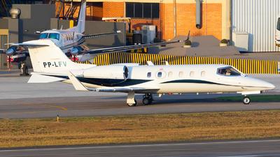 A picture of PPLFV - Learjet 31 - [31010] - © Lucas Gabardo
