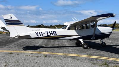 A picture of VHZHB - Cessna 172S Skyhawk SP - [172S12020] - © Jarrod Swanwick