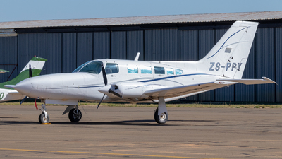 ZS-PPY - Cessna 402C - Private