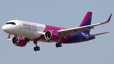 F-WWDH - Airbus A320-271N - Wizz Air