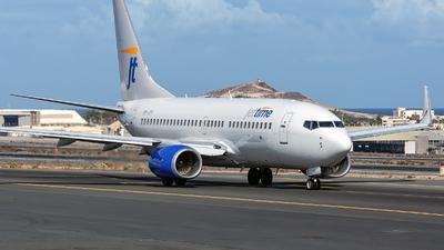 OY-JTY - Boeing 737-7Q8 - Jettime