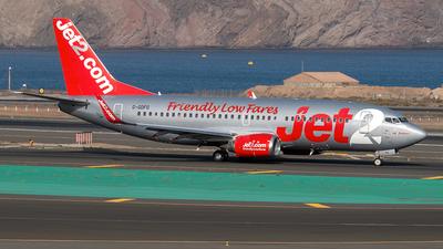 A picture of GGDFG - Boeing 73736Q - Jet2 - © Pedro Castellano García