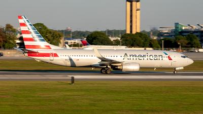 N824NN - Boeing 737-823 - American Airlines