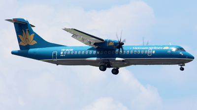 A picture of VNB236 - ATR 72500 - [0914] - © Huy Do