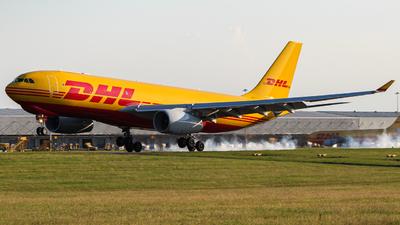 D-ALEJ - Airbus A330-243F - DHL (European Air Transport)