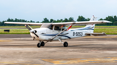 B-9253 - Cessna 172R Skyhawk - Civil Aviation Flight University of China