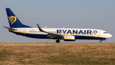 9H-QBS - Boeing 737-8AS - Ryanair (Malta Air)